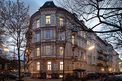 Hamburg-Grindelviertel - p1222m2054055 von Jérome Gerull