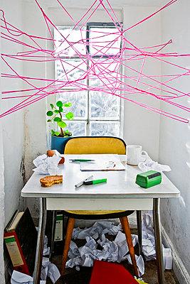 Büro - p1078m900521 von Frauke Thielking