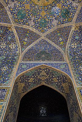 Königsmoschee Isfahan - p1146m1445005 von Stephanie Uhlenbrock