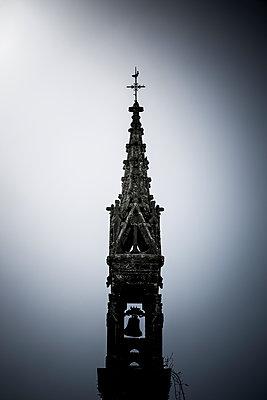 Kirchturmspitze - p248m1362157 von BY