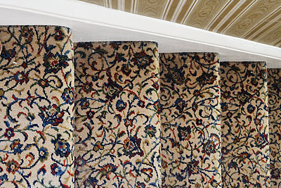 Patterned Interior - p1121m1564871 by Gail Symes
