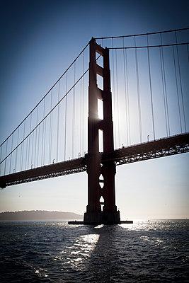 Golden Gate Bridge - p756m891563 von Bénédicte Lassalle