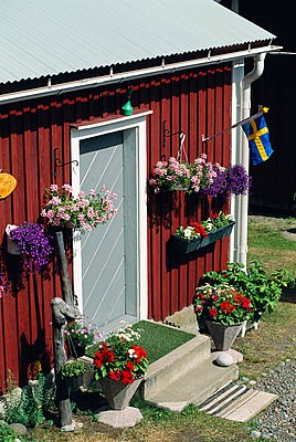 A summer cottage Sweden. - p31221873f by Jeppe Wikstrom