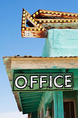 Old office - p8560139 by Pierre Baelen