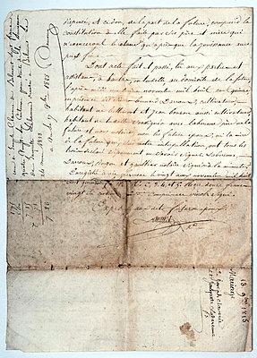 Alter Brief - p4510705 von Anja Weber-Decker