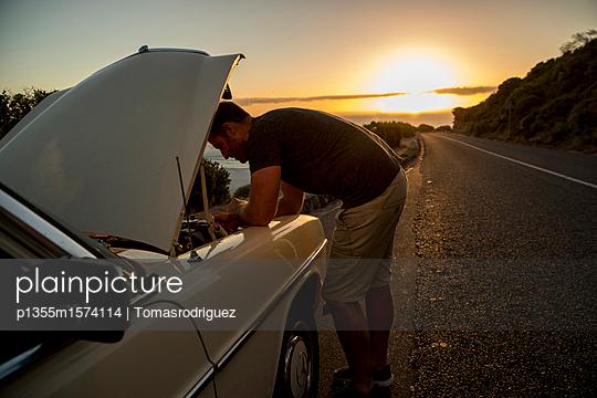 Autopanne - p1355m1574114 von Tomasrodriguez