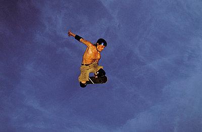 Fliegen ohne Flügel - p2200166 von Kai Jabs
