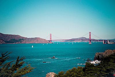 Golden Gate Bridge - p795m912239 by Janklein