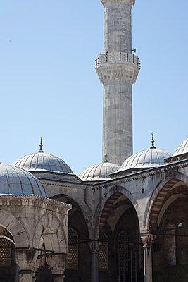 Sultan-Ahmed-Moschee - p045m1492177 von Jasmin Sander