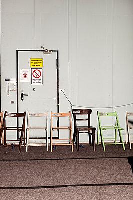 Backstage - p1271m1093125 von Maurice Kohl