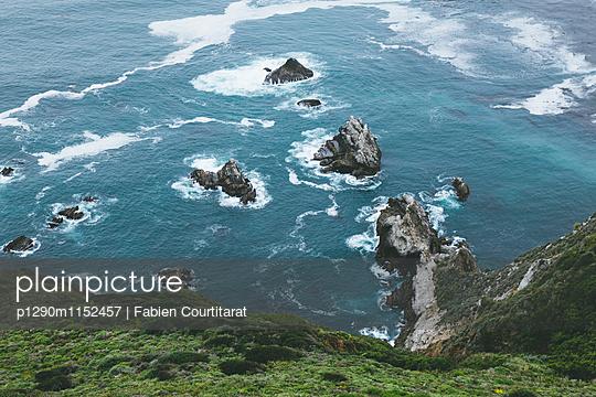 Carmel-by-the-Sea - p1290m1152457 von Fabien Courtitarat