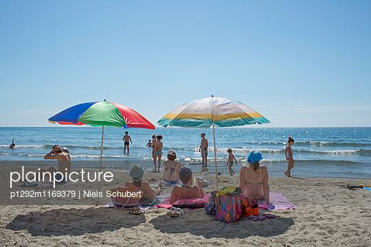 Strandleben - p1292m1169379 von Niels Schubert