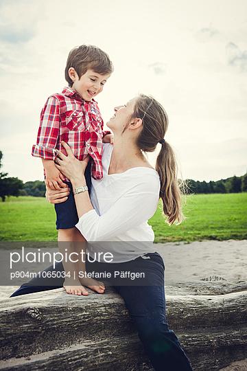 Familienausflug - p904m1065034 von Stefanie Päffgen