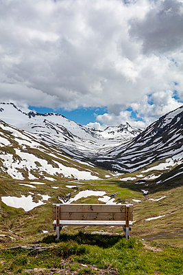 Bench With A View - p1272m2196874 by Steffen Scheyhing