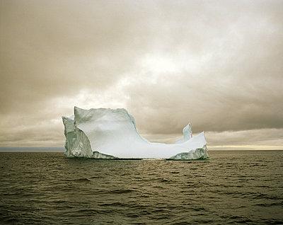 Eisberg - p1294m1159635 von Sabine Bungert