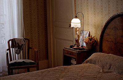 Schlafzimmer - p2310026 von Ille Oelhaf