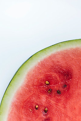 Water melon - p946m1045107 by Maren Becker
