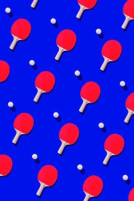 Ping pong - p1149m1592066 by Yvonne Röder