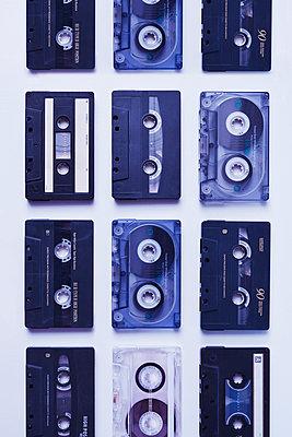 Cassettes - p1149m1591149 by Yvonne Röder
