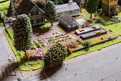 Stadtmodell - p1177m1040035 von Philip Frowein