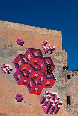 Kunst am Bau - p195m2065402 von Sandra Pieroni