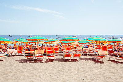 Strand in Positano - p432m1149555 von mia takahara