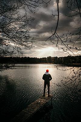 outdoor_timojulian_berlin_seddinsee - p300m2286596 von Malte Jäger