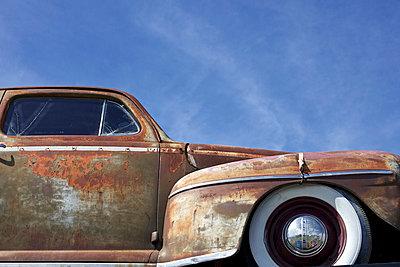 Classic car - p1980258 by David Breun