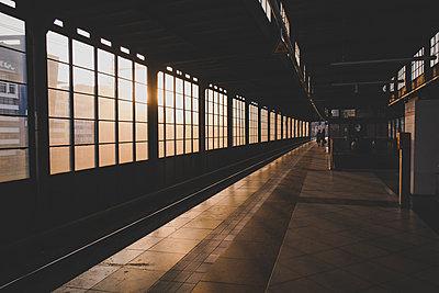 S-Bahn - p1345m1528714 von Alexandra Kern