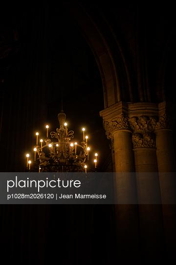 Candles - p1028m2026120 von Jean Marmeisse
