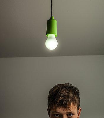 Under Lightbulb - p1082m2013359 by Daniel Allan