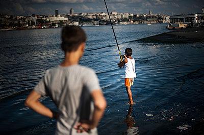 Fishing - p1007m959860 by Tilby Vattard