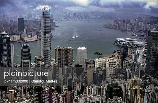 Hongkong - p741m892088 von Christof Mattes