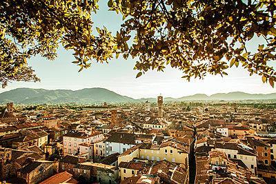 Toskana, Lucca - p1482m1564829 von karsten lindemann