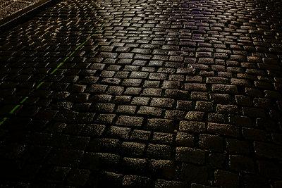 Kopfsteinpflaster - p910m1200699 von Philippe Lesprit