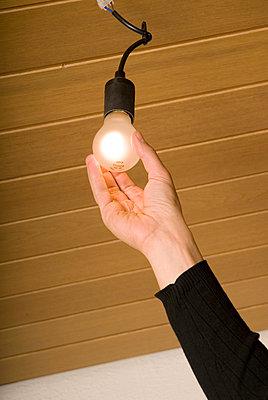 Ein Licht geht auf - p3050130 von Dirk Morla