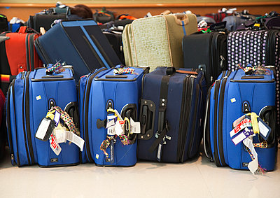 Luggage - p555m1453650 by Spaces Images
