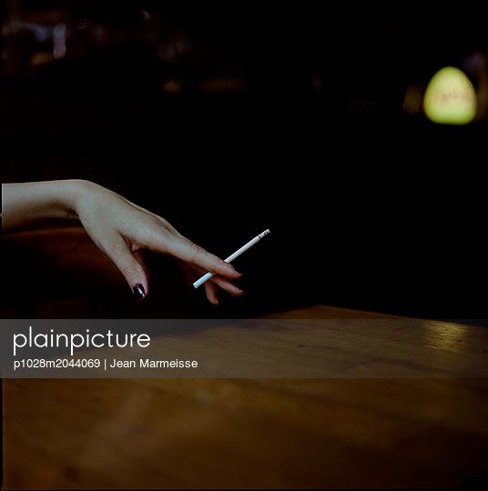 Smoking - p1028m2044069 von Jean Marmeisse