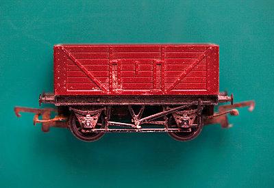 Model Railway Truck - p1082m907878 by Daniel Allan