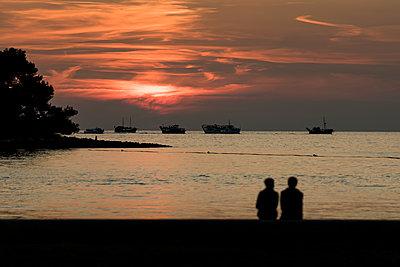 Sonnenuntergang - p220m1496873 von Kai Jabs
