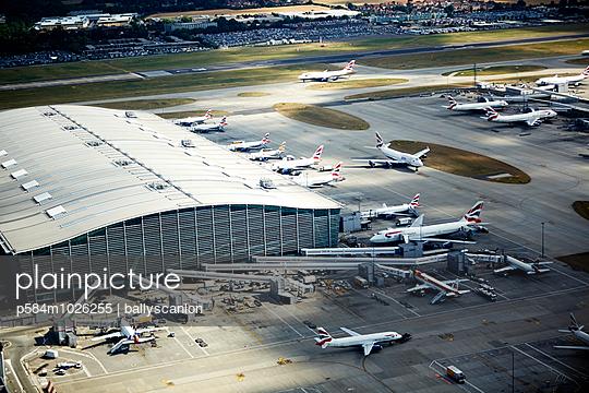 Airport London - p584m1026255 by ballyscanlon