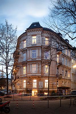 Hamburg-Grindelviertel - p1222m2054047 von Jérome Gerull
