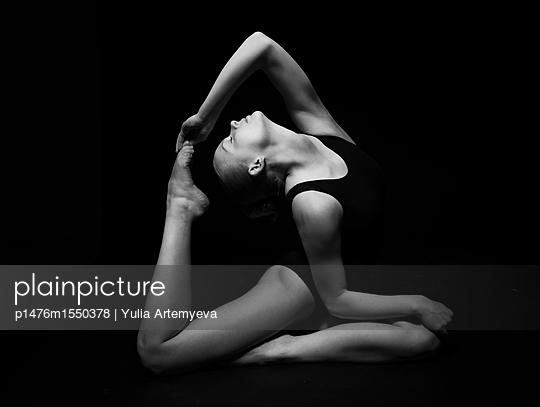 Gymnastic - p1476m1550378 by Yulia Artemyeva