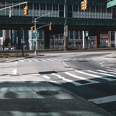 Queensboro Plaza, New York City, USA - p758m2181759 by L. Ajtay