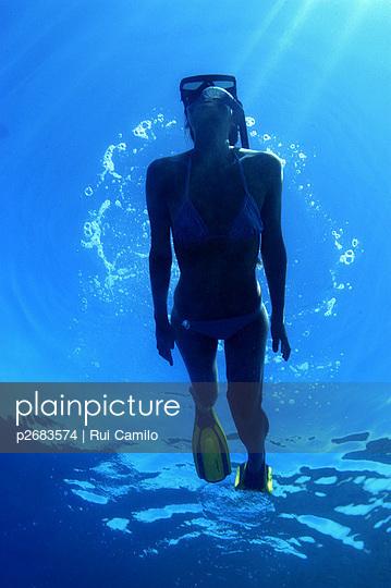 Maledives, diving - p2683574 by Rui Camilo