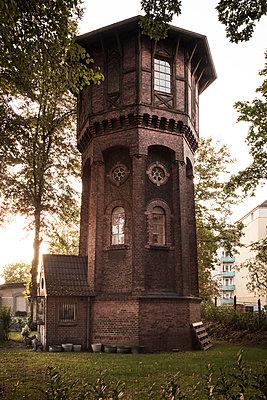 Alter Wasserturm - p1222m1169421 von Jérome Gerull