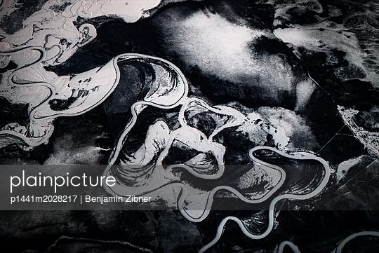 Flusslandschaft - p1441m2028217 von Benjamin Zibner