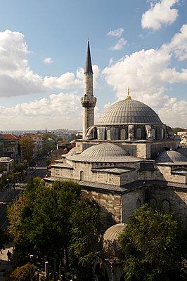 Istanbul Moschee - p1259m1064621 von J.-P. Westermann