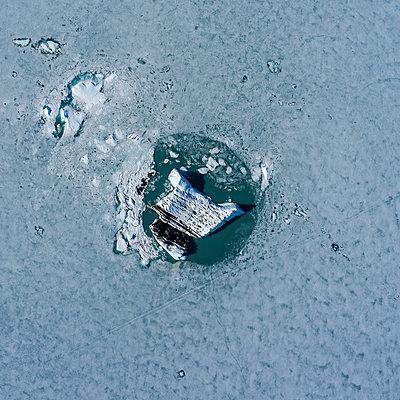 Gletschersee - p280m2064863 von victor s. brigola