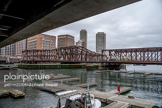 Boston Seaport USA - p401m2230513 by Frank Baquet